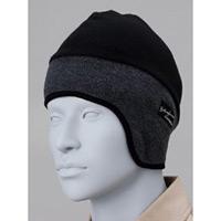 吸湿発熱イヤーウォーマー付ワッチ帽 (WT-4211)