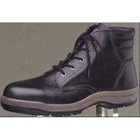 寒冷地用耐滑安全靴 ブラック サイズ:23.5cm (WT-708-2)
