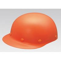 ヘルメット 野球帽型 (飛) カラー:白 (377-01WH)