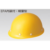 ヘルメット MP型 (飛・墜) カラー:クリーム (377-10CR)