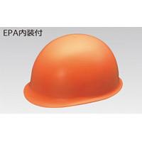 ヘルメット MP型 PC樹脂製(ポリカーボネート) (電・飛・墜) カラー:ブルー (377-40BL)