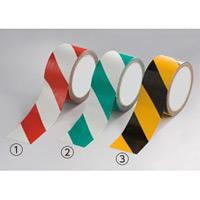 再帰反射テープ カラー:赤/白 (374-110)