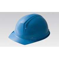 ヘルメット 前ひさし型 (電・飛) カラー:ブルー (377-42BL)
