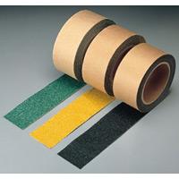 すべり止めテープ (シマ鋼板用) 仕様:黒50mm幅 (374-86)