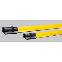 建設工事用防護管 (高低圧電線用) 内径:25mmφ (387-09)