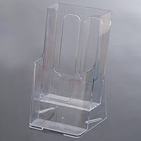 チラシホルダー LC サイズ:レター2段 A4三ツ折 (39431***)