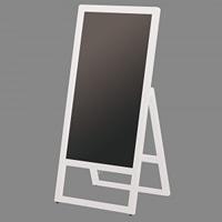 A面ボード カスタム(片面仕様) カラー:ホワイト (55668WHT)