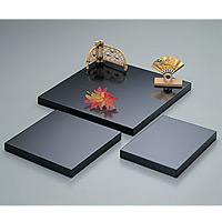 黒塗飾り台 中 (50468***)
