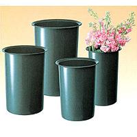 セロンPOT (花桶) F0601 (大) グリ-ン 2号 (51191-1*)