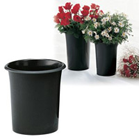 花筒 ブラック 20型 (55248-1*)