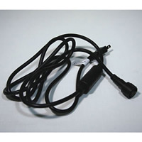 LEDストリングスハイパー専用電源コード 黒 (53638***)
