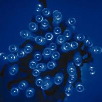 プレミアムスリムLEDストリング ブルー (T0071BLU)