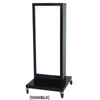 電飾スタンド看板 K-105 ブラック (K-105-B)