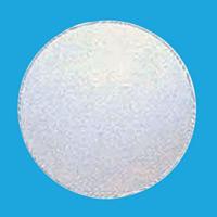 デコバルーン (10枚入) 9cm 白 (SAGD6107)