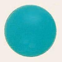 デコバルーン (10枚入) 9cm 緑透明 (SAGD6104)