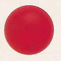 デコバルーン (10枚入) 9cm 赤透明 (SAGD6101)