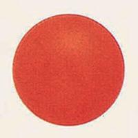 デコバルーン (10枚入) 9cm 橙透明 (SAGD6102)