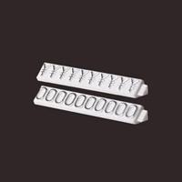 ニュープライスキューブ補充用単品 S用(白/銀文字)1袋20粒入 種別:0 (07107CM0)