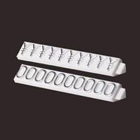 ニュープライスキューブ補充用単品 M用(白/銀文字)1袋20粒入 種別:0 (07106CM0)