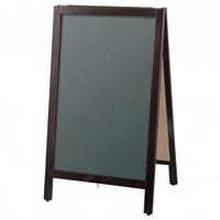 ロータイプA型ボード 板面:チョーク用黒板 (ETBD80-2)