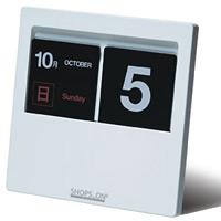 パネルカレンダー PC-380 ホワイト (54172WHT)