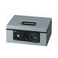 キャッシュボックス CB-8660 ライトグレー (54170GRY)