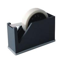 プラスチック テープカッター台 シルバー (54178SLV)
