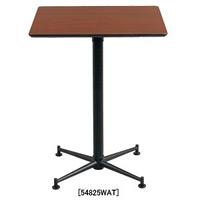 カフェテーブル 角型 ナチュラル (54825NAT)