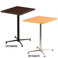 テーブル (6050M) ブラウン (55764BRN)