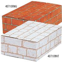 ダミーブロック レンガ 300×450×150 (40710RNG)