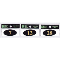 表示プレートH UV樹脂製 ナンバーサイン 表示:11 (WL28-11)