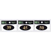 表示プレートH UV樹脂製 ナンバーサイン 表示:31 (WL28-31)