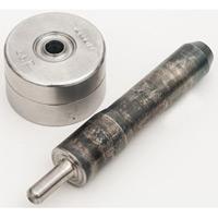 バナーハトメ加工用 手打器 対応ハトメ:真鍮アイレット シルバー10mm用 (58448-1*)