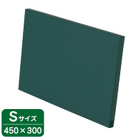 木製黒板 (緑) 受けナシ Sサイズ (22500NAS)