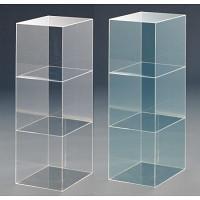アクリル3連ボックス ガラス色 (30648***)