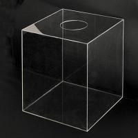 アクリル抽選箱 透明 (30862CLR)