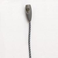 糸ロックスR NO.12 灰 100本入