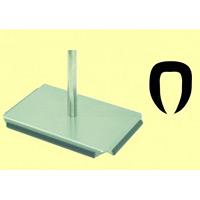 フロアーサインスタンドDOYA3専用オプション 「ベースゴム」 タイプ:LOWタイプ用 (DOYA3-gomLOW)