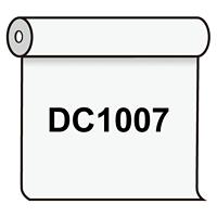 【送料無料】 ダイナカル DC1007 ホワイト(クリアー糊) 1020mm幅×10m巻 (DC1007)
