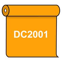 【送料無料】 ダイナカル DC2001 サンフラワーイエロー 1020mm幅×10m巻 (DC2001)