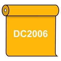 【送料無料】 ダイナカル DC2006 クロームイエロー 1020mm幅×10m巻 (DC2006)