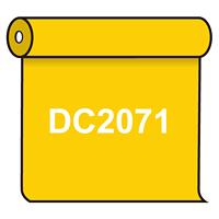 【送料無料】 ダイナカル DC2071 スターイエロー 1020mm幅×10m巻 (DC2071)