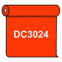 【送料無料】 ダイナカル DC3024 ゴールデンオレンジ 1020mm幅×10m巻 (DC3024)