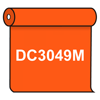 【送料無料】 ダイナカル DC3049M リミックスオレンジ 1020mm幅×10m巻 (DC3049M)