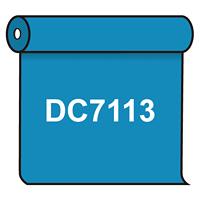 【送料無料】 ダイナカル DC7113 シアンブルー 1020mm幅×10m巻 (DC7113)