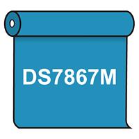 【送料無料】 ダイナカル DS7867M フラッシュブルー 1020mm幅×10m巻 (DS7867M)