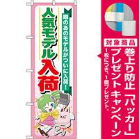 のぼり旗 人気モデル入荷 噂のあのモデルが遂に入荷!(GNB-119) [プレゼント付]