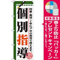 のぼり旗 個別指導 ノートデザイン (GNB-1561) [プレゼント付]