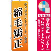のぼり旗 縮毛矯正 (GNB-507) [プレゼント付]