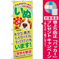 のぼり旗 いぬ (GNB-555) [プレゼント付]